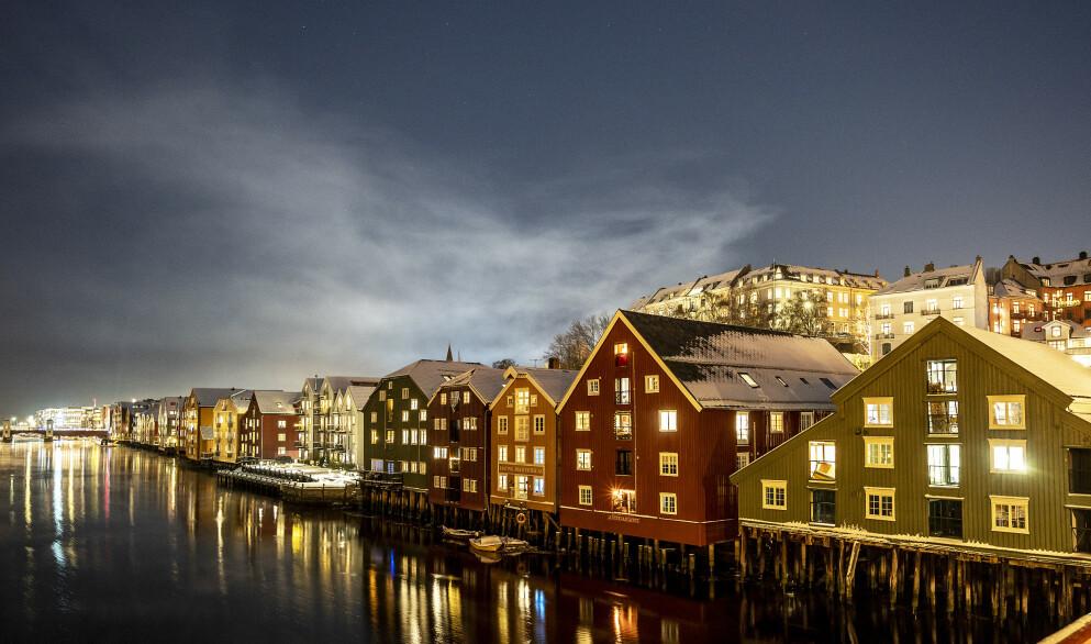 SMITTE: Det har blitt oppdaget et utbrudd med den britiske virusvarianten i Trondheim kommune. Foto: Hans Arne Vedlog / Dagbladet