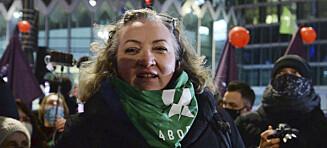 Polsk abortaktivist tiltalt