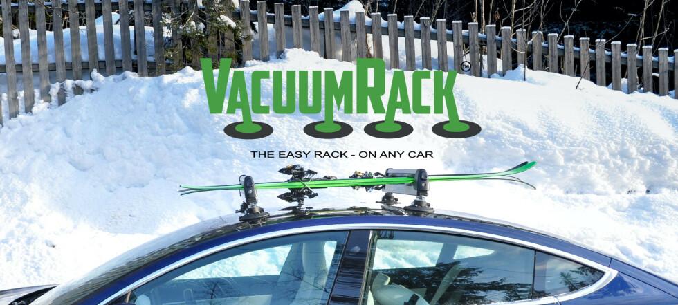 Medlemsfordel: VacuumRack20% på takstativ