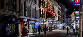 Fire tilfeller påvist i Oslo