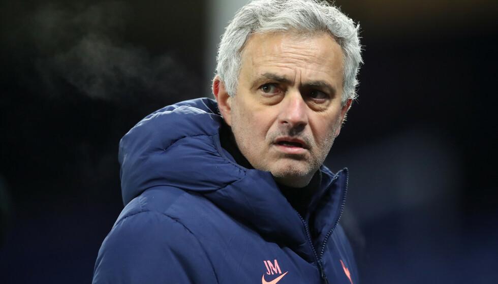 FERDIG: José Mourinho. Foto: NTB