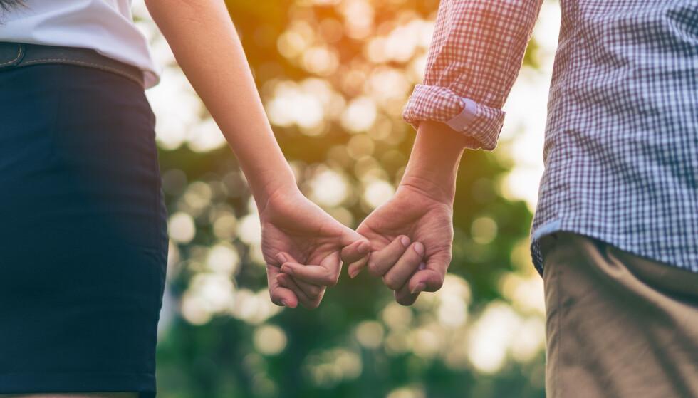 MANGELVARE: Mange unge opplever sex og nærhet som problematisk under pandemien. Illustrasjonsfoto: Shutterstock / NTB