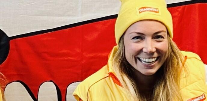 PIZZASUKSESS: Nordmenn har spist mer frossenpizza enn noensinne under pandemien kan Cecilie Skarbø i Orkla fortelle. Foto: Orkla