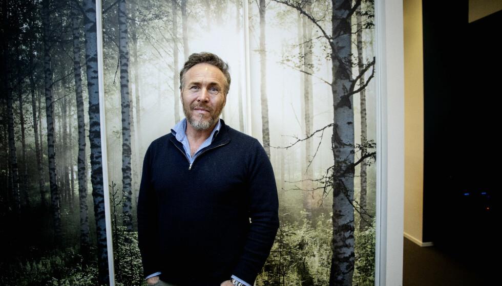 TA GREP: Det er viktig å kunne være ærlig med seg selv. Og mot dem rundt seg, mener Michael Andreassen. Foto: Nina Hansen /Dagbladet