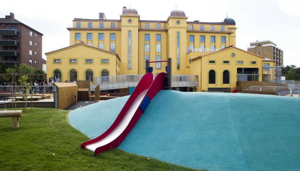 Oslo: Nordens største barnehage stenger