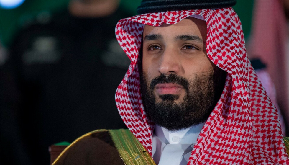 OMSTRIDT: Mohamed bin Salman. Foto: Balkis Press/ABACAPRESS.COM