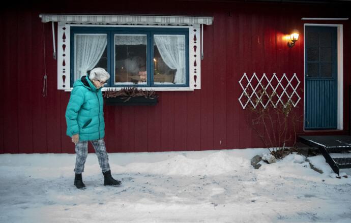 LAG SAMBOER-AVTALE: Er rådet fra Liv Lund, som nå må starte livet på nytt. Foto: Bjørn Langsem / Dagbladet