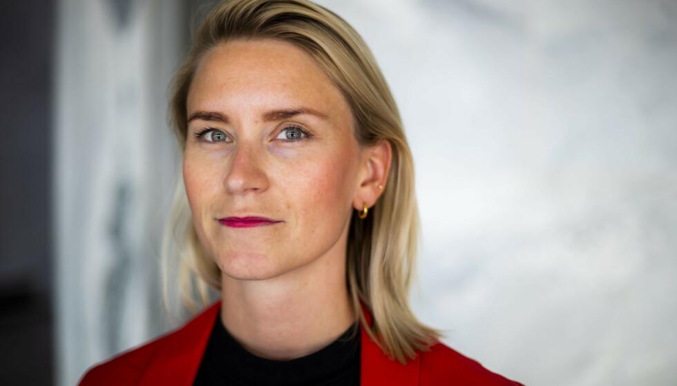 BEDRE FØDSEL: Line Oma presenterer i dette innlegget ni krav til et bedre føde- og barseltilbud for norske kvinner. Foto: Håkon Mosvold Larsen / NTB