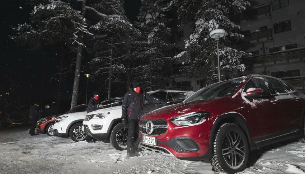 PASSER IKKE ALLE: En ladbar hybridbil er perfekt for deg som kan gjøre ukens småturer på strøm og vil ta langturen til hytta i helga med bruk av bensinmotoren. Vi har testet åtte ladbare hybrider for å finne den beste vinterbilen.