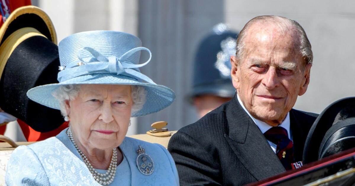 Prins Philip er død