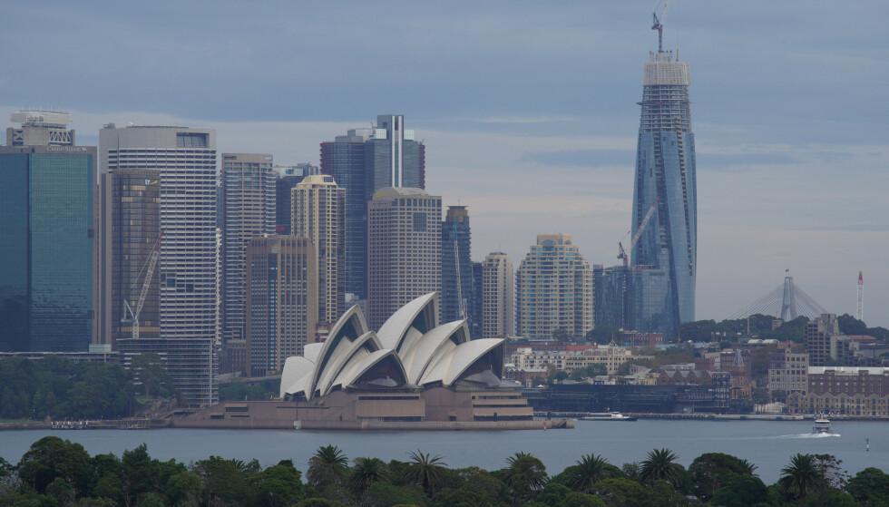 AUSTRALIA: Facebook har sperret alle nyhetsartikler for sine brukere i Australia. Foto: REUTERS/Loren Elliott