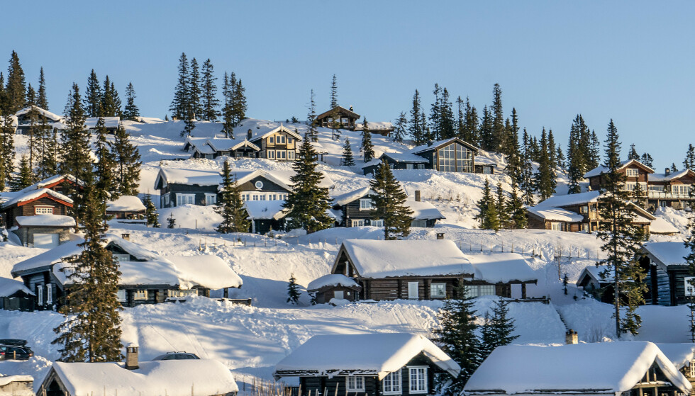 MILDERE: Vinterferien nærmer seg for mange, og temperaturene blir mildere. Foto: Hans Arne Vedlog / Dagbladet