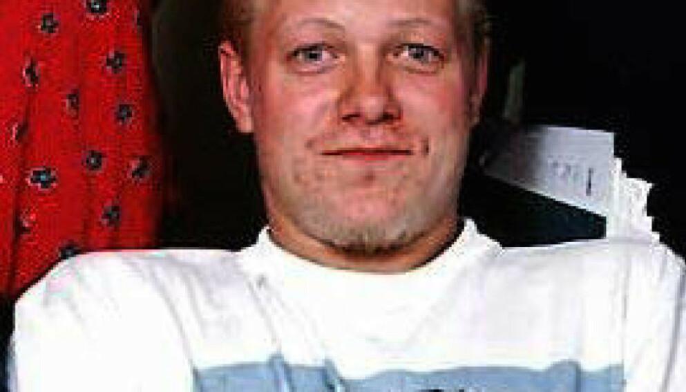 DØMT: Draps- og voldtektsdømte Viggo Kristiansen (41) slipper foreløpig ikke ut på prøveløslatelse. Foto: NTB