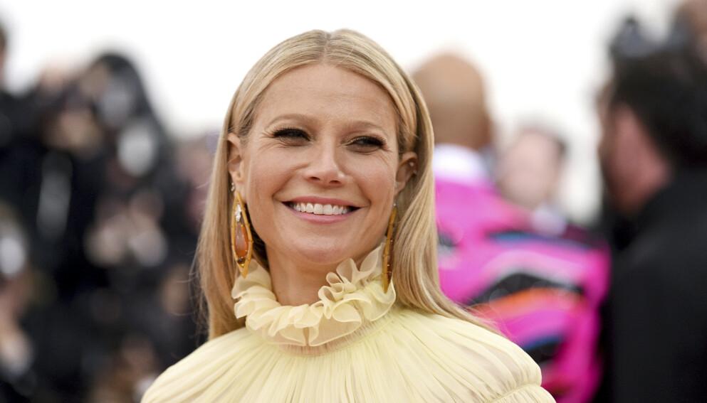 HADDE CORONA: Hollywood-stjerna Gwyneth Paltrow har hatt corona og sliter fortsatt med ettervirkninger. Foto: Evan Agostini / AP / NTB