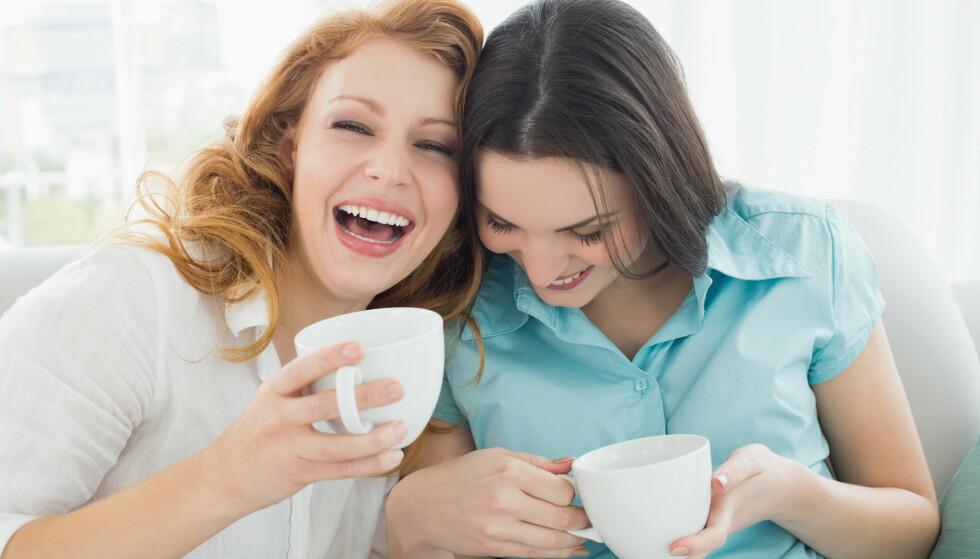 VENNEKRISE: I «Mine venner» dissekeres venninneforhold på hett og skarpt vis. Illustrasjonsfoto: SCANPIX / SHUTTERSTOCK