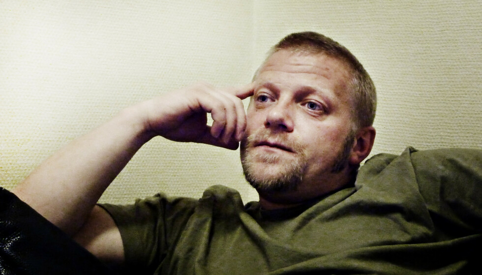 DØMT: 41 år gamle Viggo Kristiansen ble i Agder lagmannsrett i 2002 dømt til 21 års forvaring. Her fotografert i fengselet i 2010. Foto: Eivind Pedersen / Dagbladet.