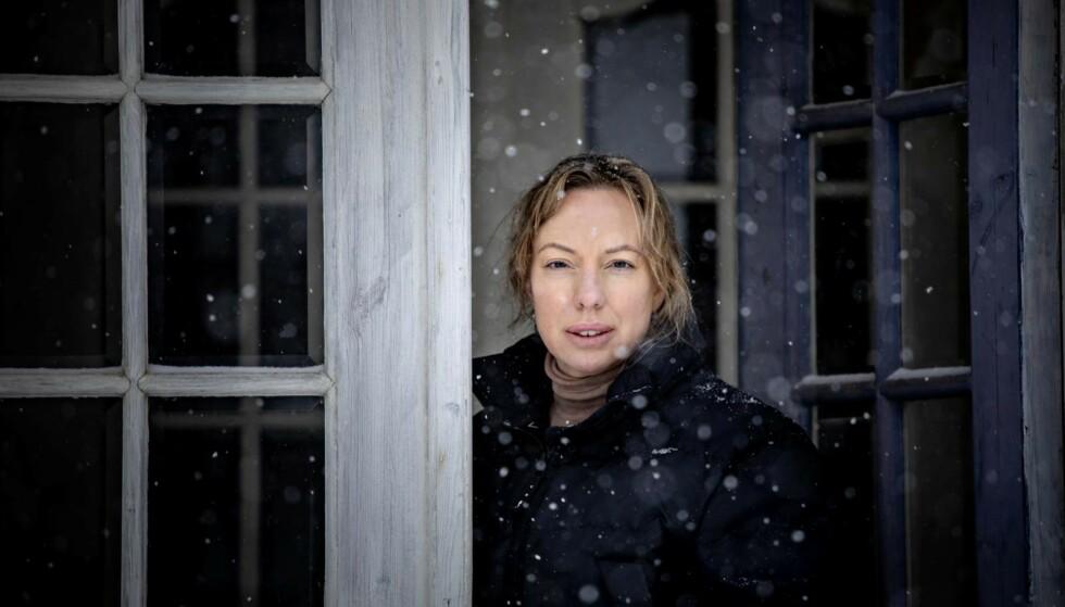 BLE SMITTET: Elene Wessel (43) flyttet tilbake til Norge etter at coronaviruset rammet. Foto: Nina Hansen / Dagbladet