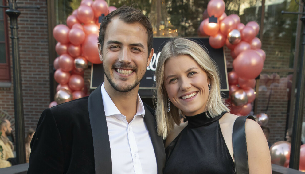 TIL RETTEN: Stian Lauritzen og Tiril Sjåstad Christiansen krever prisavslag og erstatning etter boligkjøpet i fjor. Foto: Tore Skaar / Se og Hør