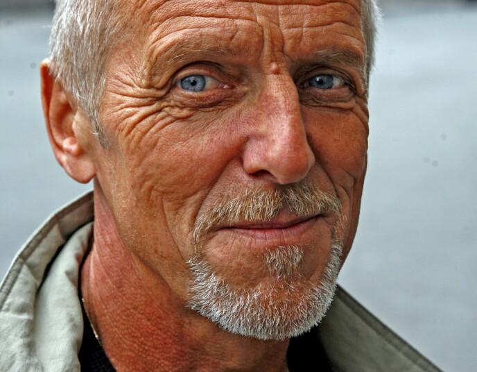 FAREN: Svein Kristiansen er glad for gjenopptakelsen. Foto: Eivind Pedersen / Dagbladet