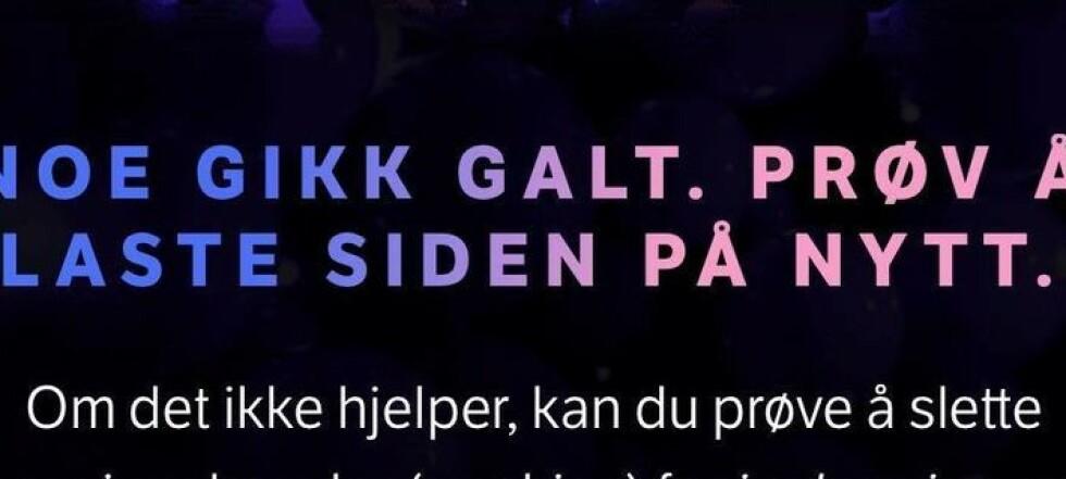 NRK undersøker stemmetrøbbel