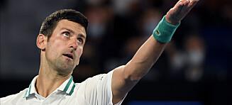 Vant Australian Open - nærmer seg rekord