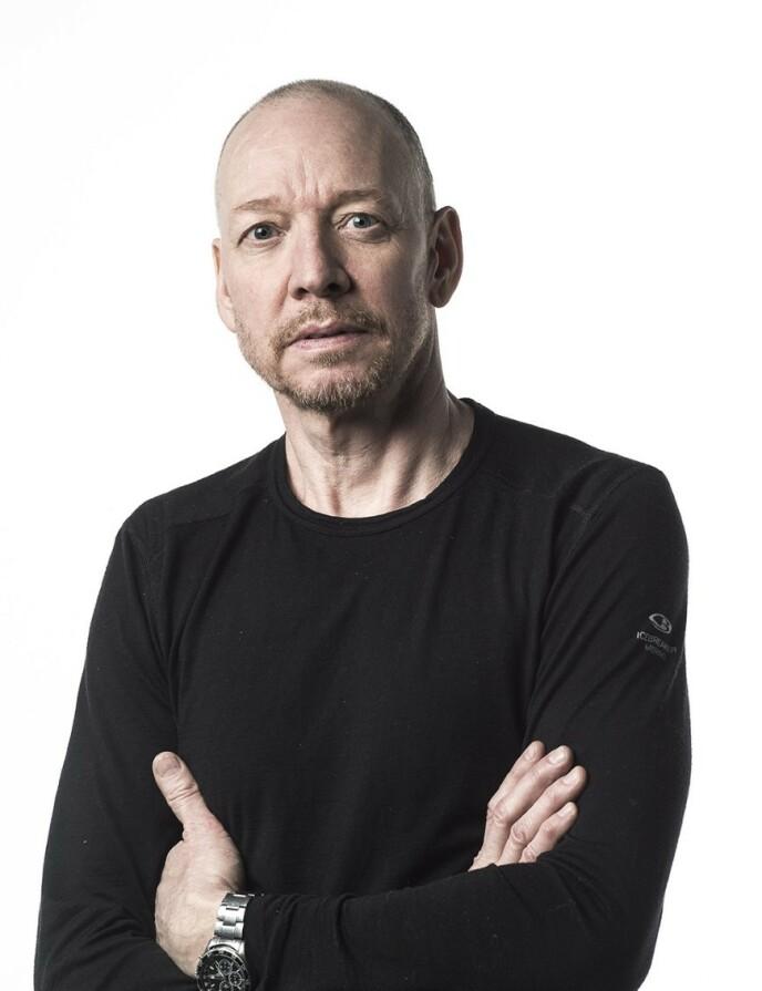 REAKSJONER: Dagbladets anmelder Anders Grønneberg har fått høre det etter slakten av MGP-låta til TIX. Foto: Lars Eivind Bones