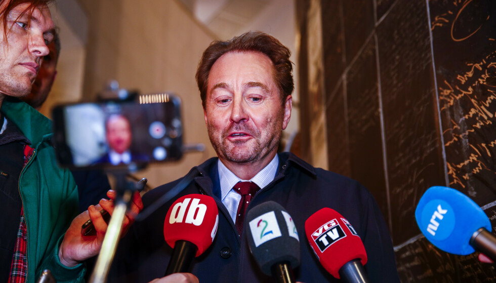 DIALOG: Aker-eier Kjell Inge Røkke er i positiv dialog med idrettsforbundet. Foto: Terje Pedersen / NTB