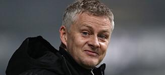 Svakt Manchester United tok tre viktige poeng: - Ikke i nærheten