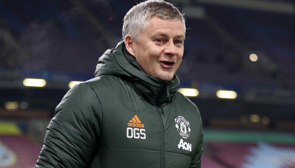 HYLLES: Ole Gunnar Solskjær får skryt for jobben han har gjort for Manchester United. Foto: NTB Scanpix