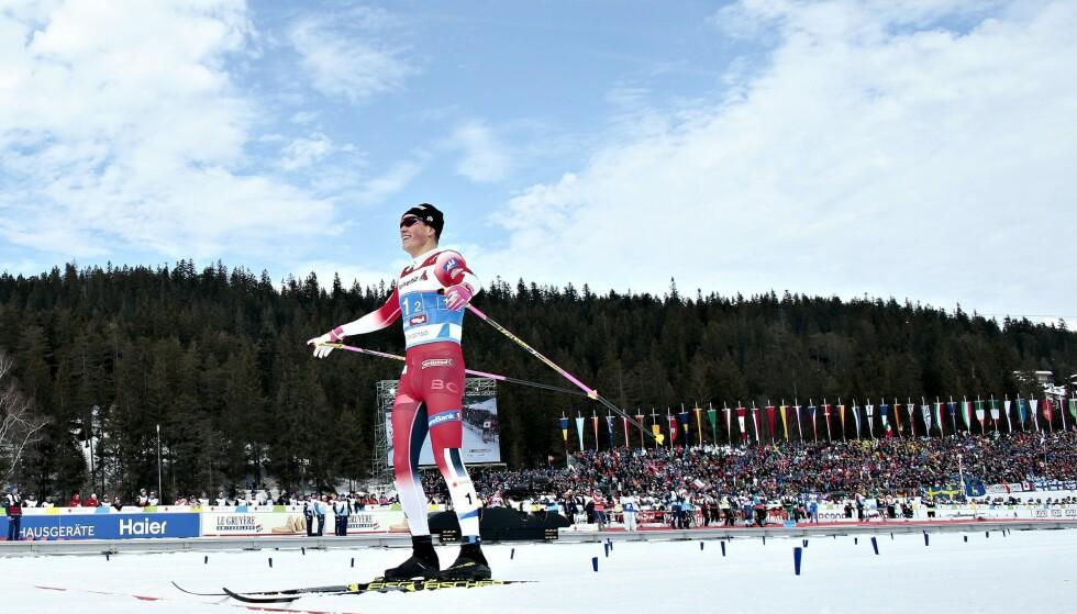 FORANDRET SPRINTLANGRENN: Johannes Høsflot Klæbo endret kravene til internasjonal sprintlangrenn. Foto: Bjørn Langsem / Dagbladet
