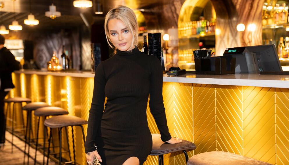 BLE NEKTET: Influenser Sophie Elise Isachsen får ikke eneretten til varemerkenavnet «Basic Bitch». Foto: Espen Solli/TV 2