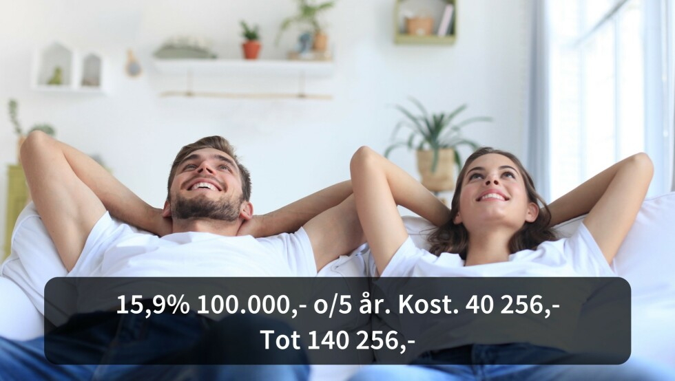 Consumer loans - offers from various banks
