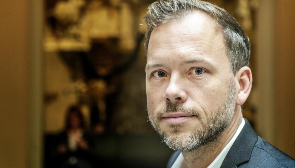 KREVER BRED BEHANDLING: SV-leder Audun Lysbakken. Foto: Hans Arne Vedlog / Dagbladet