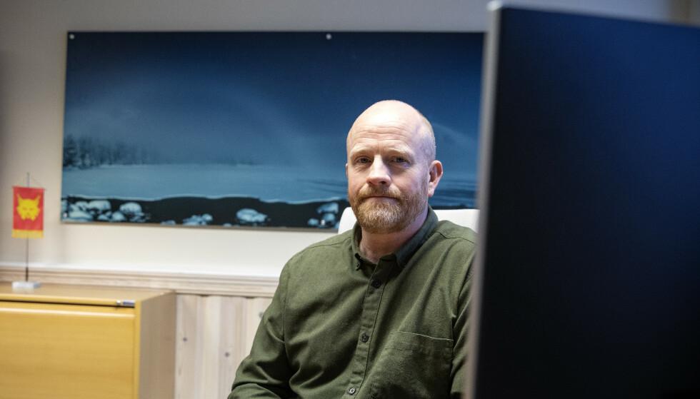 ORDFØRER: - Med en vellykket jul og nyttårsavvikling, og et par gode vinterferieuker nå, skal vi være forberedt til påske også, sier Hemsedal-ordfører Pål Rørby. Foto: Nina Hansen / Dagbladet