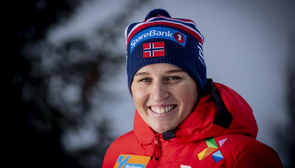 FLAU: Lotta Udnes Weng. Foto: Bjørn Langsem / Dagbladet