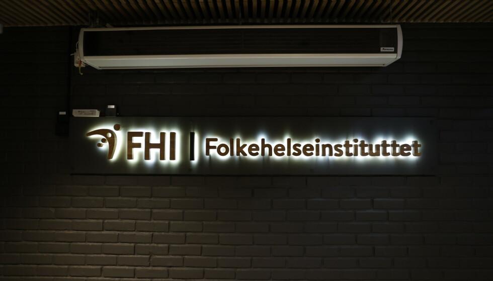 HAR VURDERT: Folkehelseinstituttet leverer tirsdag sine innspill til Helse- og omsorgsdepartementet i vurderingen av om Norges vaksinestrategi skal endres. Foto: Jil Yngland / NTB