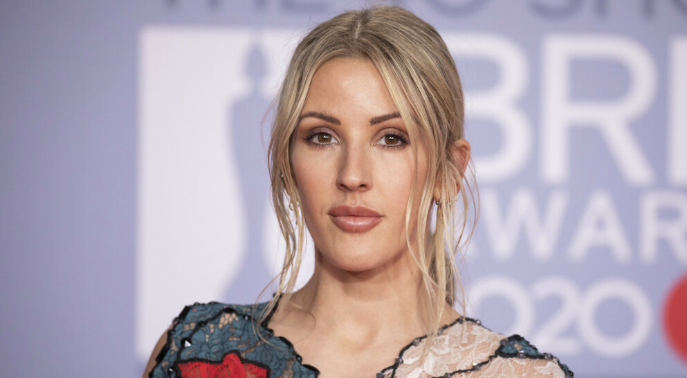 GRAVID: Den britiske popstjerna Ellie Goulding avslører at hun og ektemannen Caspar Jopling venter sitt første barn. Foto: Vianney Le Caer / Invision / AP / NTB