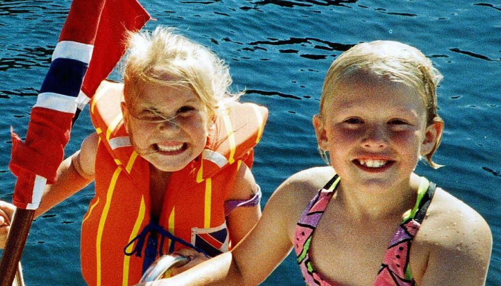 DREPT: Stine Sofie Sørstrønen og Lena Sløgedal Paulsen. Foto: Privat/NTB