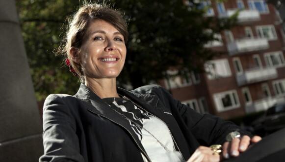 UNDER VANN: Kari Bremnes er med på undervannsprosjektet «Himmel under hav».