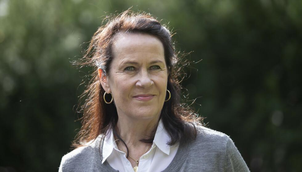 NOMINERT: Vigdis Hjort er nominert til Nordisk Råds litteraturpris 2021. Foto: Terje Bendiksby / NTB