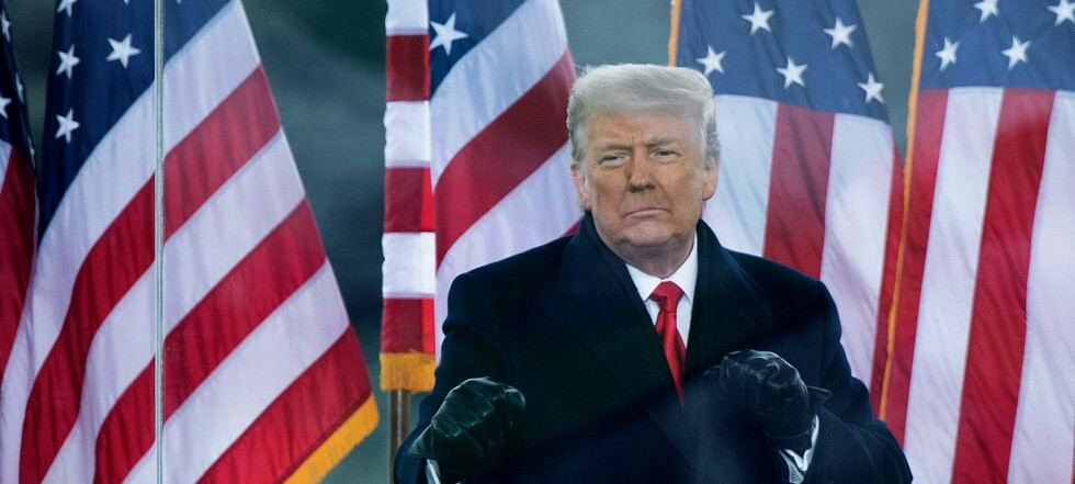 Svensk stjerne takket Trump
