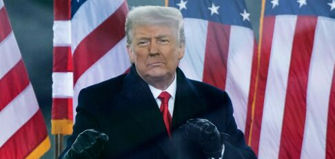 Takket Trump