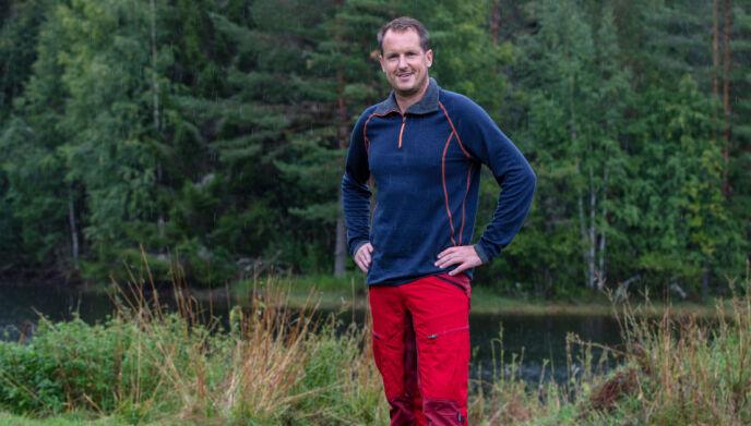 VANT: Per Gunvald Haugen vant konkurransen i fjor. Søndag fikk han seg et syn han seint vil glemme. Foto: TV 2