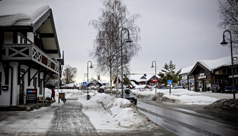 Hemsedal. Foto: Nina Hansen / DAGBLADET