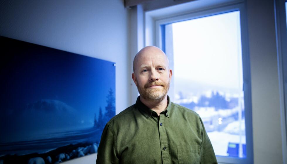 ORDFØRER: Pål Rørby (Sp) Foto: Nina Hansen / DAGBLADET