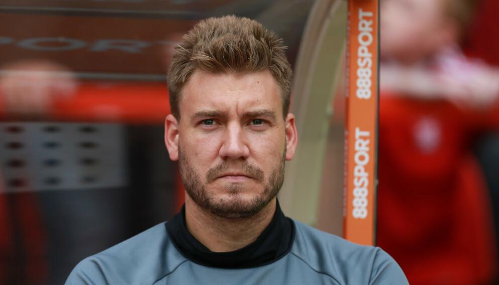 MANAGER: Nicklas Bendtner har vist seg vel så god i fantasy som det han var i fotball. Foto: NTB