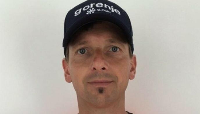 SMITTET: Slovenias trener, Zoran Zupancic.