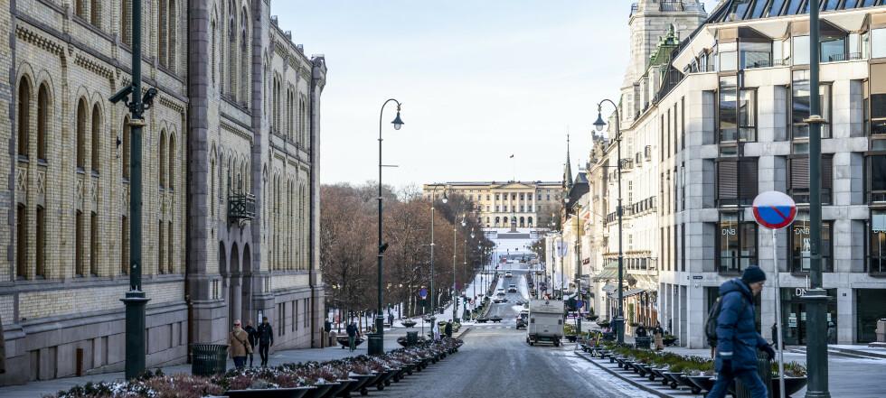 Oslo: Fra tungt til blytungt