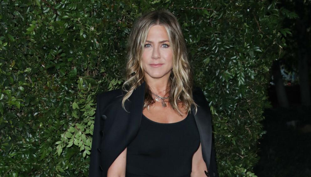 REAGERER: Jennifer Aniston er blant stjernene som reagerer på manglende mangfold i Hollywood-organisasjonen. Foto: Matt Baron / REX / Shutterstock / NTB