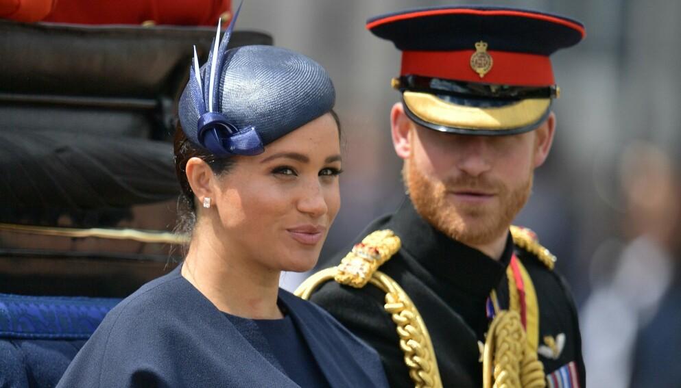 REFSES: Tv-profil Piers Morgan bruser med fjæra nok en gang, i det som føyer seg inn i rekken av mange tirader mot prins Harry og hertuginne Meghan. Foto: Daniel Leal-Olivas / AFP / NTB